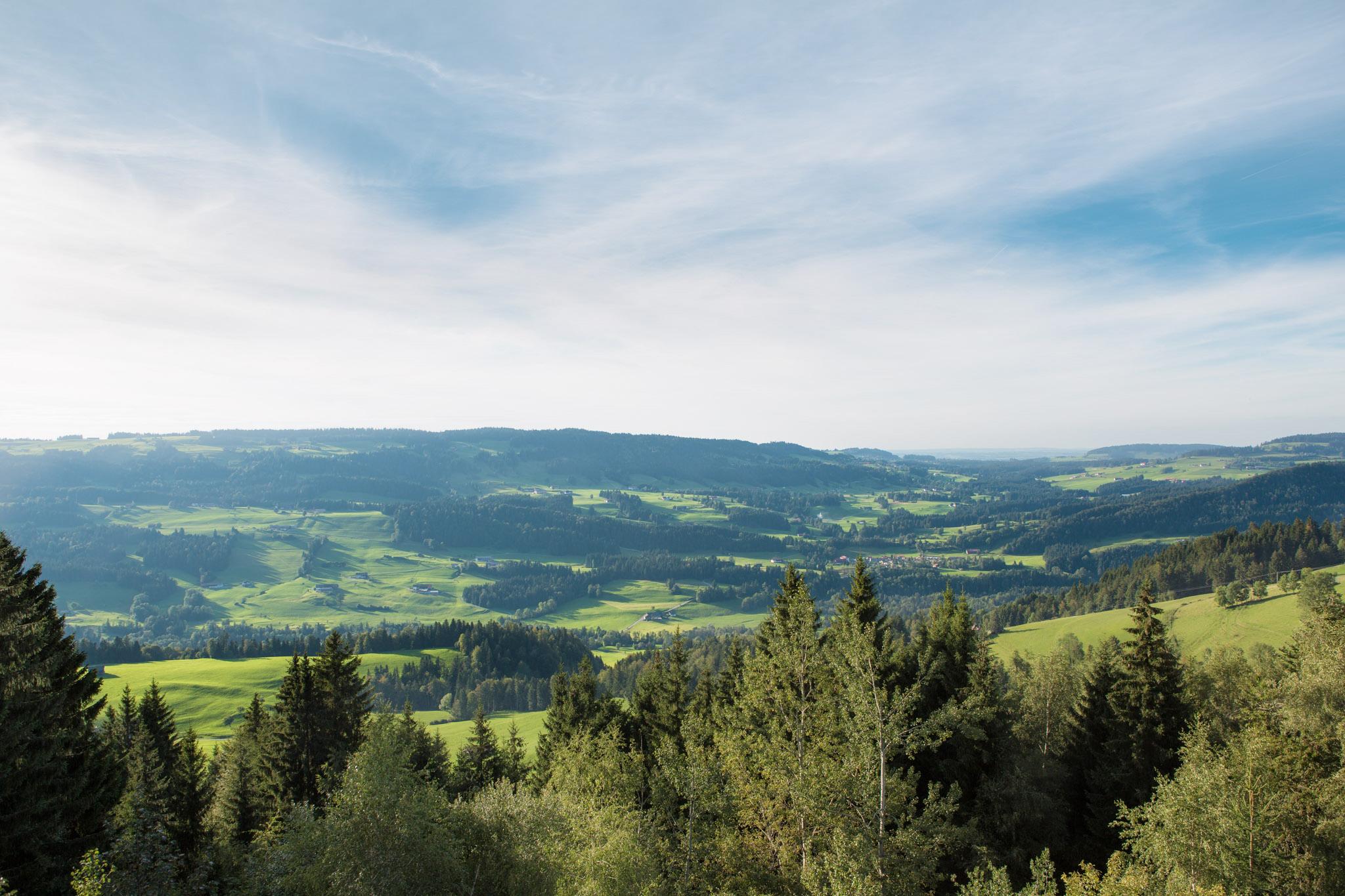Herzlich willkommen in Riefensberg